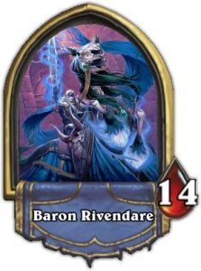 Hearthstone Boss Baron Rivendare