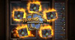 Hearthstone Packs