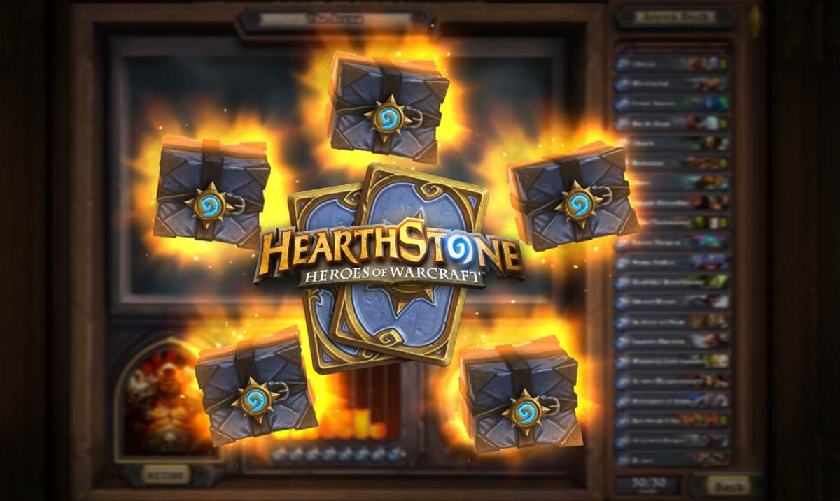 Hearthstone Kisten Belohnungen