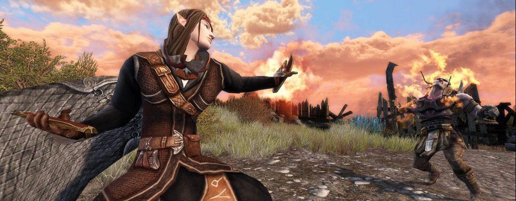 MMORPG Herr der Ringe Online überrascht Fans mit neuem Addon