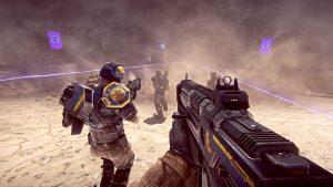Planetside 2 Ego-Shooter