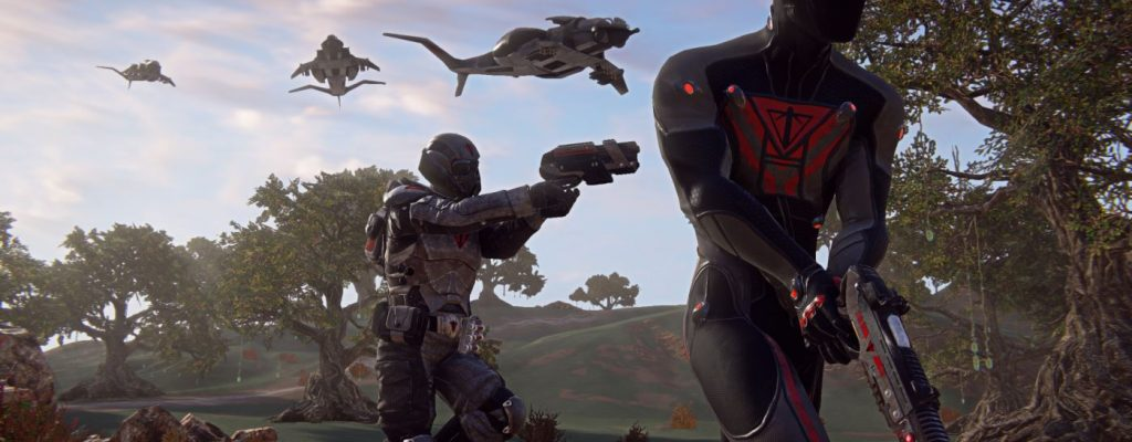 Planetside 2: SOE mit hohen Erwartungen an Playstation 4-Version