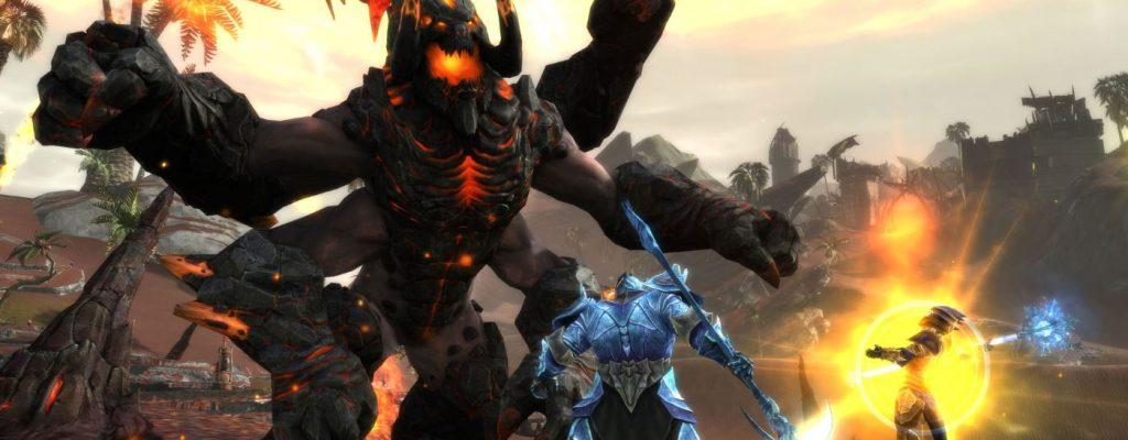 Rift: So läuft das mit den Schergen – Vorgeschmack auf World of Warcraft?