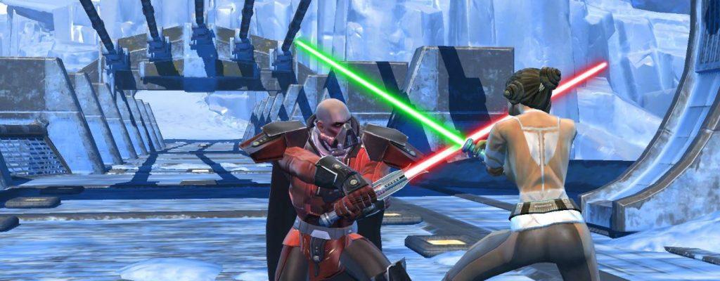 Star Wars: The Old Republic – Mehr als eine Million aktive Spieler