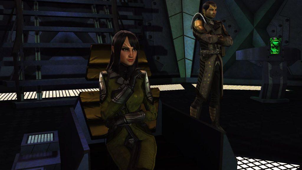 Star Trek Online Captain