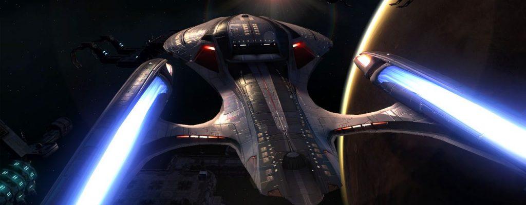 Star Trek Online: Event für den Wiederaufbau läuft