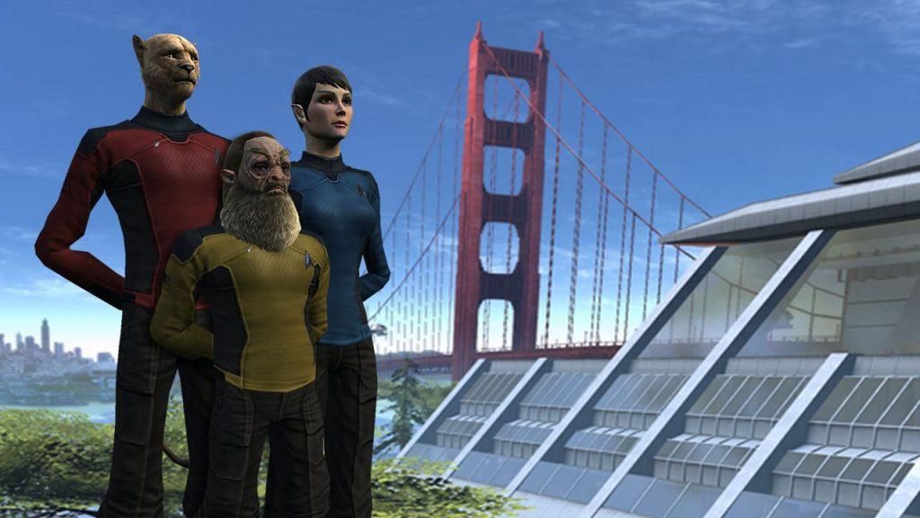 Star Trek Online Offiziere