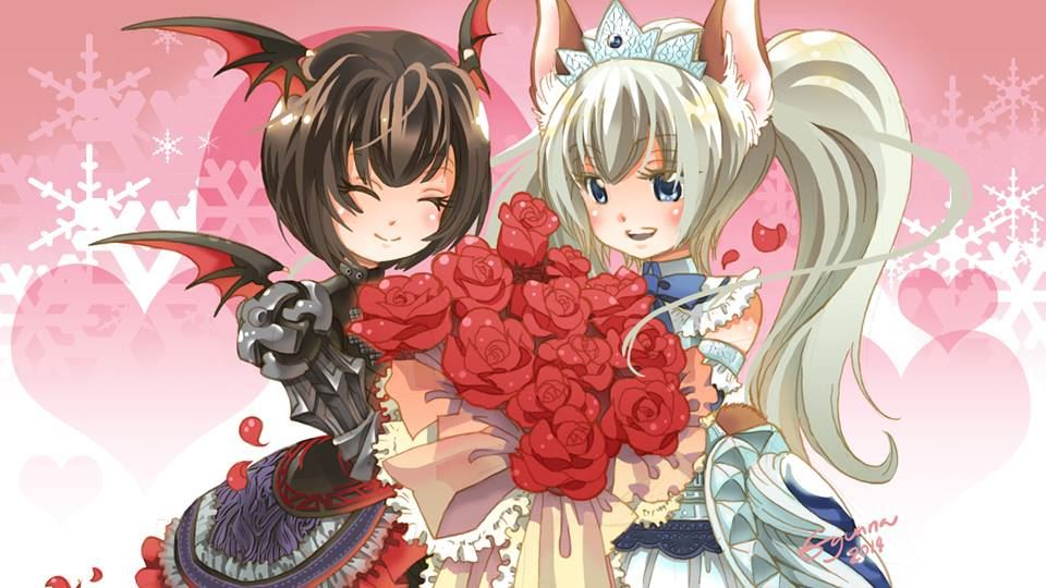 TERA Elin Valentinstag