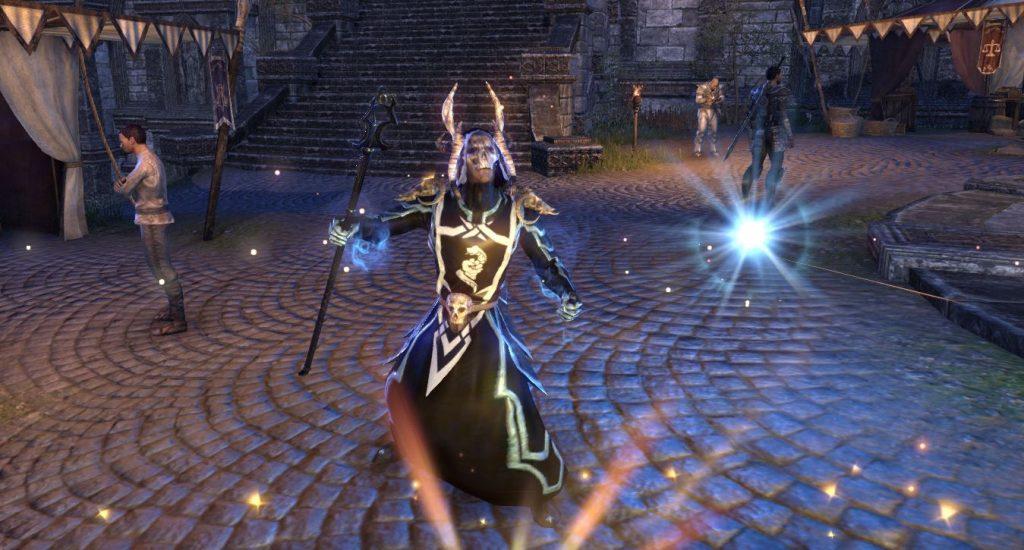 The Elder Scrolls Online Farbspiele