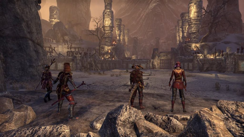 The Elder Scrolls Online - Drachenstern-Arena
