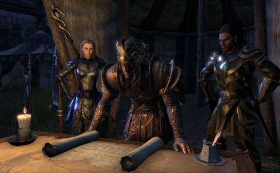 The Elder Scrolls Online Gilden