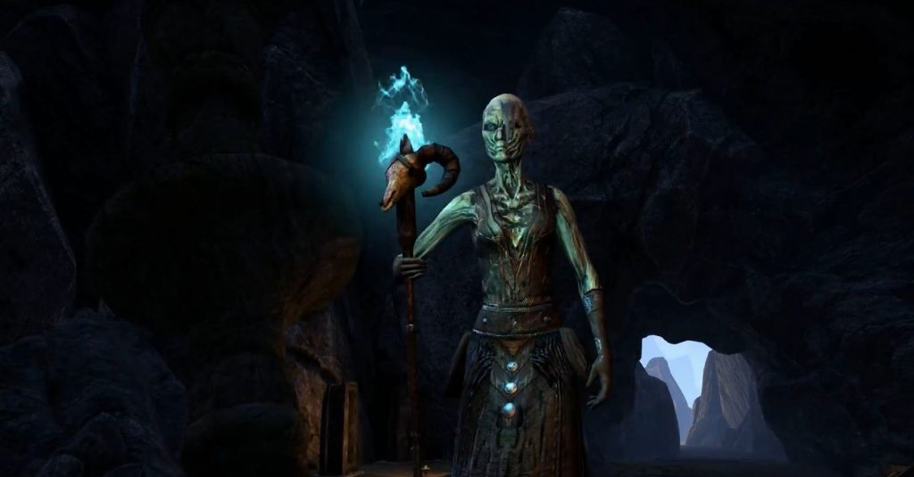 The Elder Scrolls Online Update 4