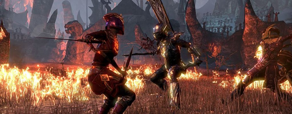 The Elder Scrolls Online: Update 12 bringt neue Waffen Ultimates