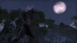 The Elder Scrolls Online Werwolf