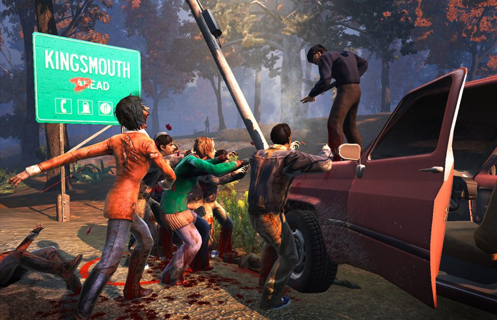 The Secret World: Kingsmouth ist voller Zombies