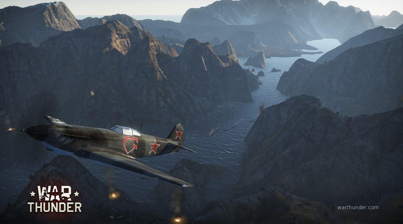 War Thunder Screenshot