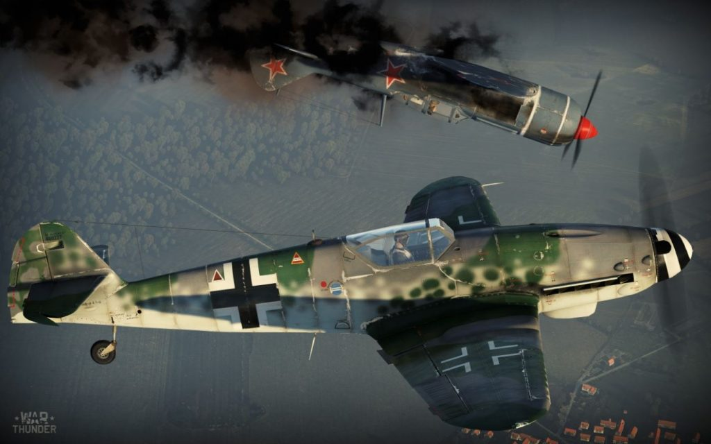 War Thunder Screenshot
