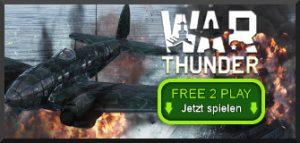 War Thunder kostenlos spielen