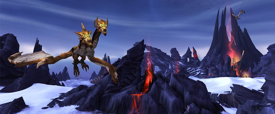 World of Warcraft: Bilder aller neuen Mounts aufgetaucht