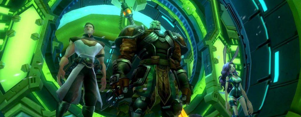 WildStar: Megaserver sind da, der Nexusreport ist weg