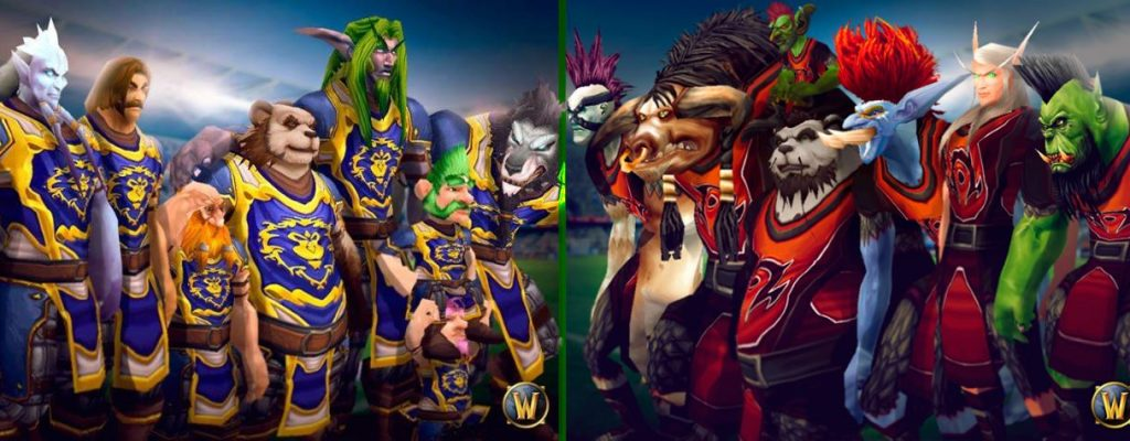 World of Warcraft: Leer, gekippt und prosperierend – deutsche WoW-Server