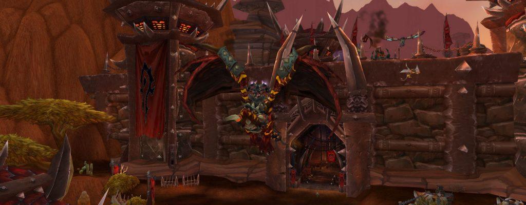 "World of Warcraft: Server-Kapazität wieder ""normal"", aber es gibt EU-Problemserver"