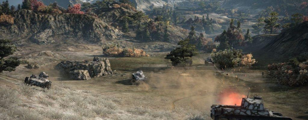 World of Tanks: Festungen waren viel Arbeit, aber haben sich gelohnt, wohl auch finanziell