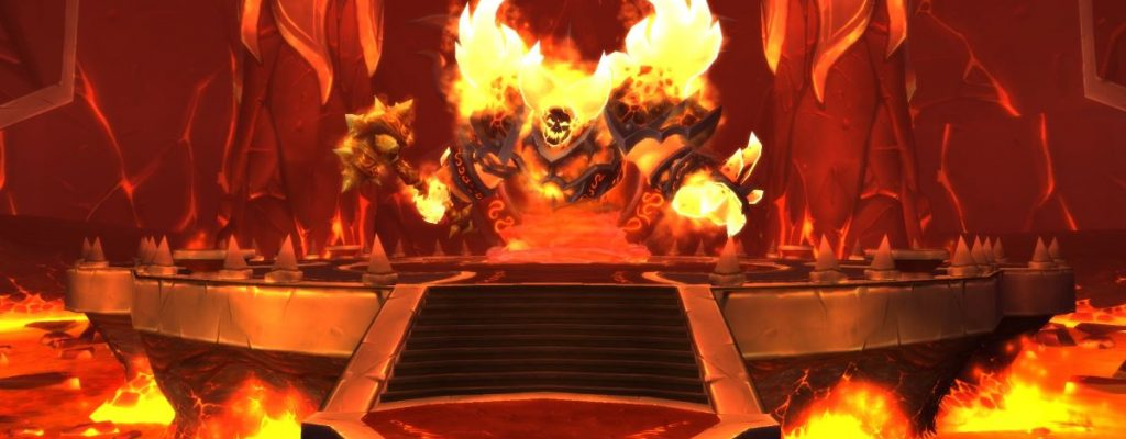 World of Warcraft feiert Retro-Geburtstagsparty mit Ragnaros