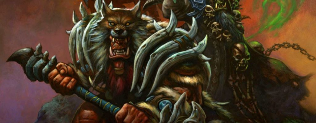 Neuer World of Warcraft-Comic: Schwarzfaust