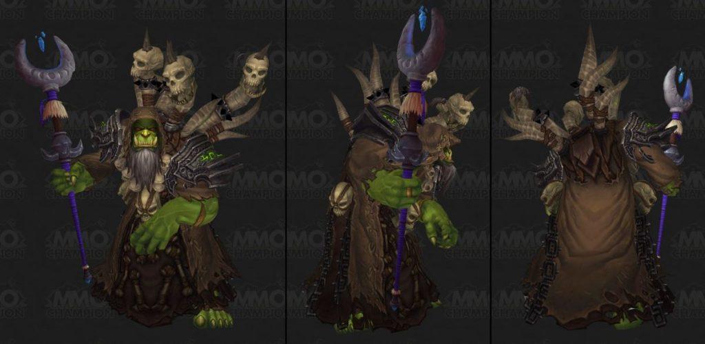 World of Warcraft - Guldan