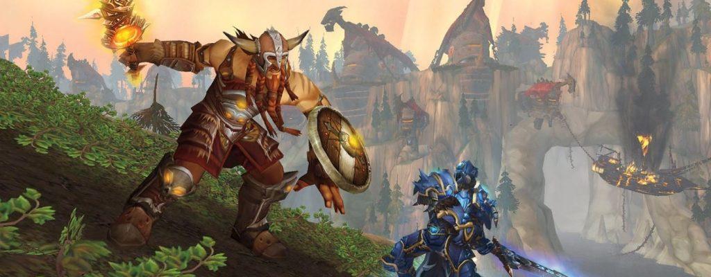World of Warcraft: Krieger-Nerf, Moonkin und Ele-Shammy-Buff (dt. Hotfix-Notes)