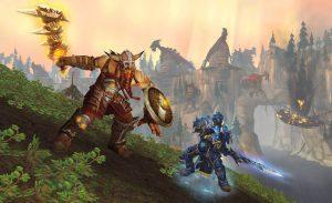 World of Warcraft Kampf