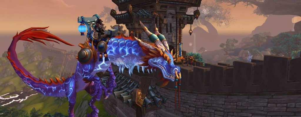 World of Warcraft: 7 neue Rare-Spawn-Mounts kommen mit Warlords of Draenor