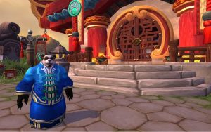 World of Warcraft Panda