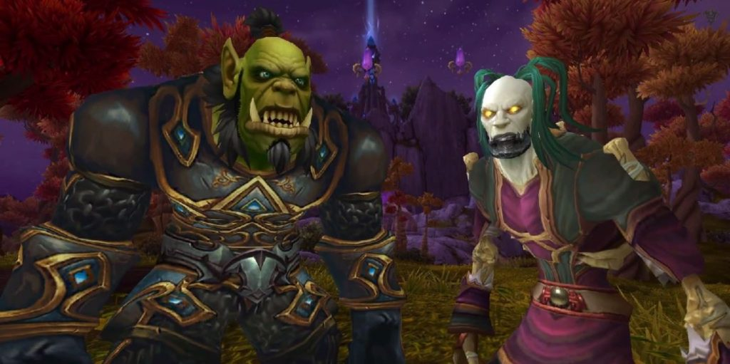 World of Warcraft - Warlords of Draenor Addon