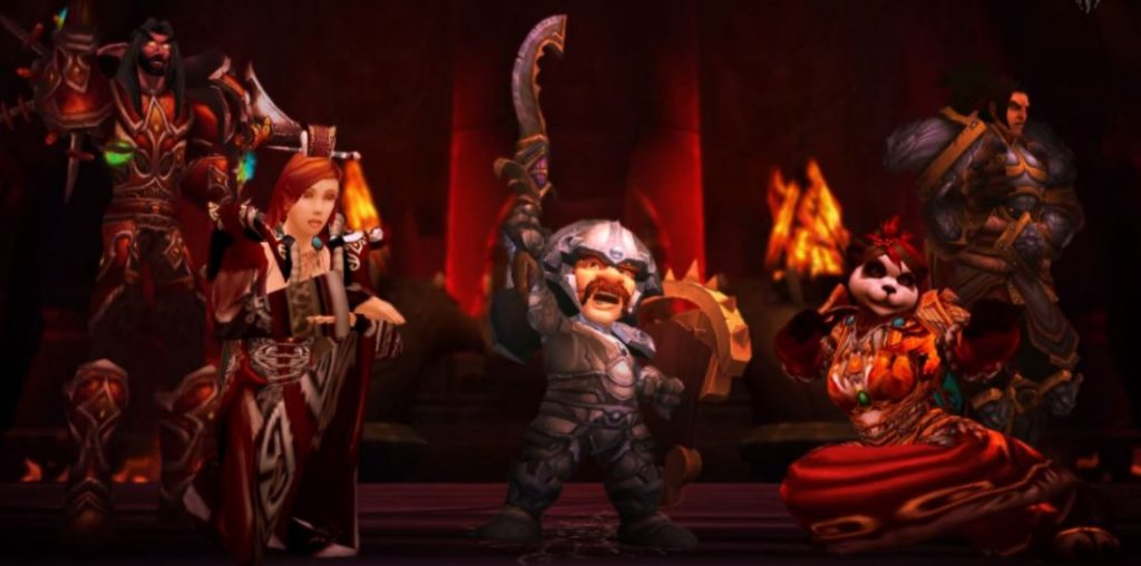 World of Warcraft - Warlords of Draenor Eiditon