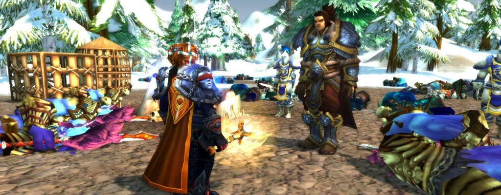 World of Warcraft: Fangen nur noch Noobs mit WoW an?