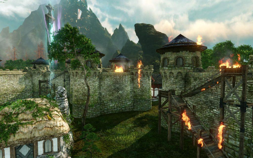 ArcheAge Castle
