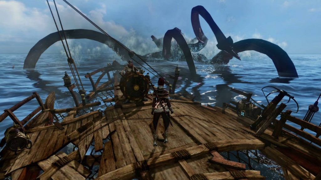 ArcheAge-Kraken