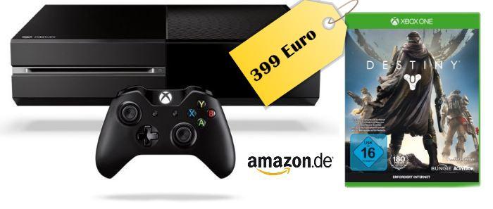 Destiny Amazon Xbox Bundle