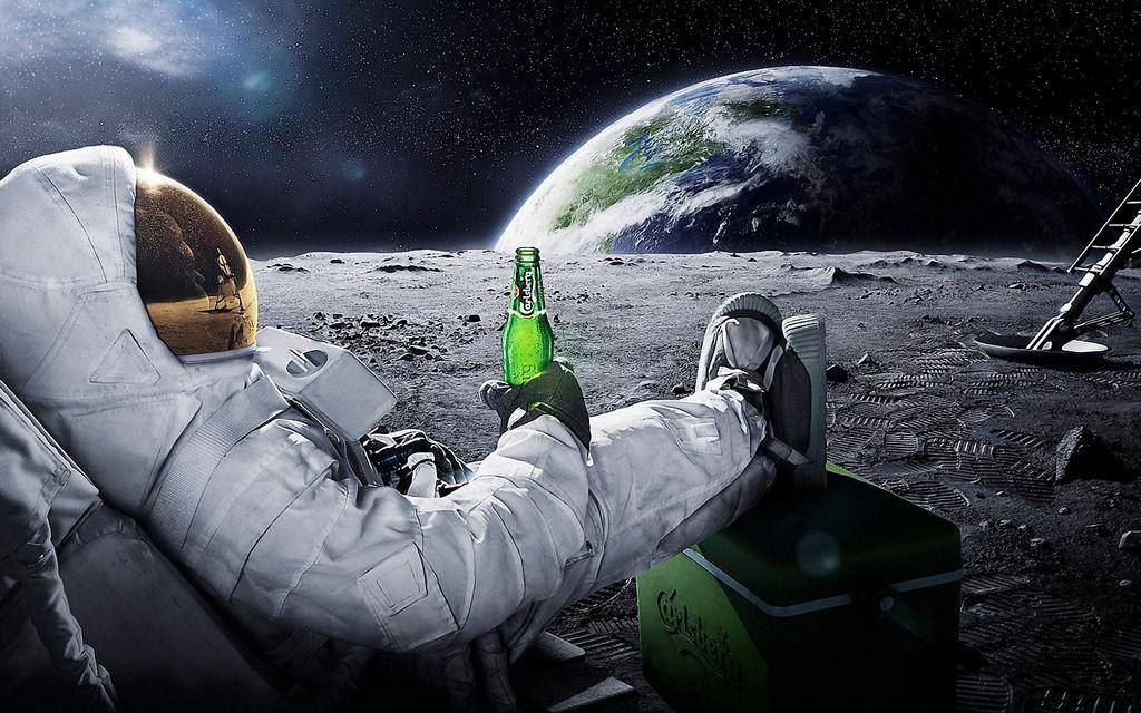 Destiny - Chillen auf dem Mond