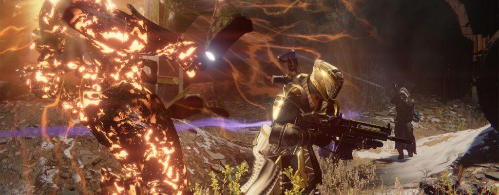 Borderlands Pre-Sequel-Trailer mit Seitenhieb auf Destiny