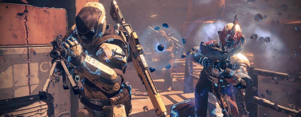 Destiny beliebte PvP-Waffen: Falkenmond und ein Scharfschützengewehr, das durch Wände schießt