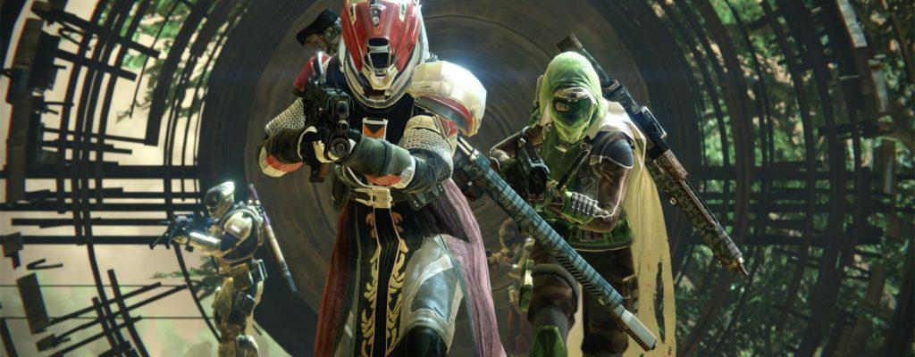Destiny hat fast 13 Millionen Spieler und die haben im Schnitt 68 Stunden gezockt; nächstes Update im Januar