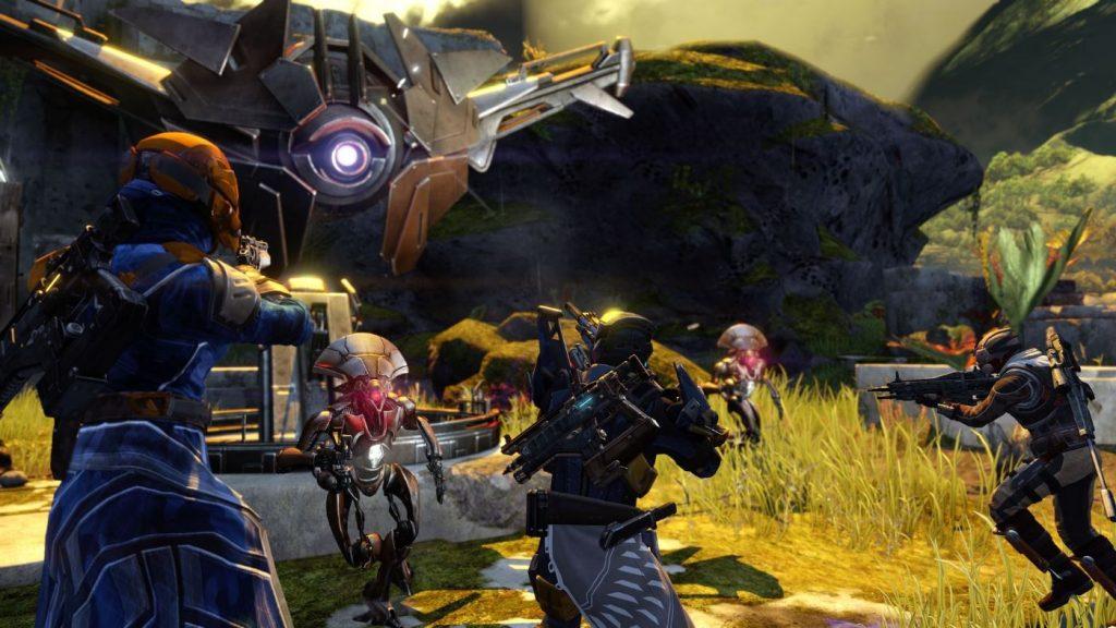Destiny Venus Screenshot