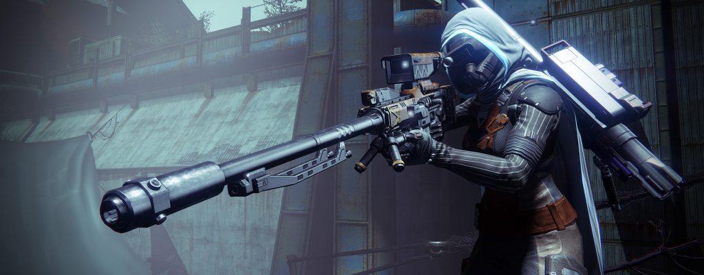 Destiny: Alles zu Scharfschützengewehren in Haus der Wölfe