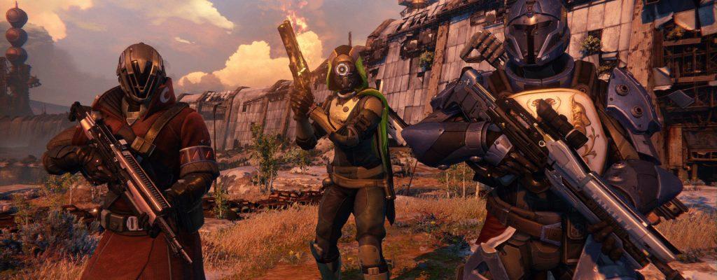Destiny will einige exotische Waffen stärken, Exploits im Raid schließen