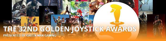 Gaming Joystick Award