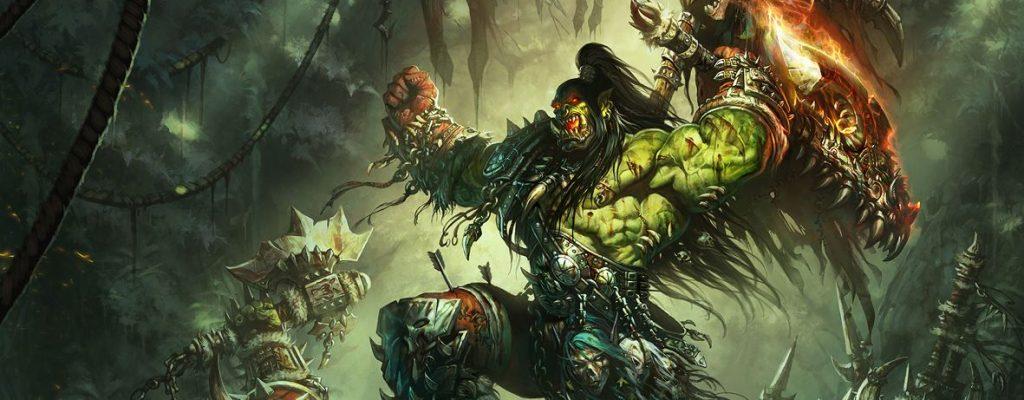 World of Warcraft: 2,40 Meter Grommash erobert Paris, dunkles Portal in Irland gesichtet