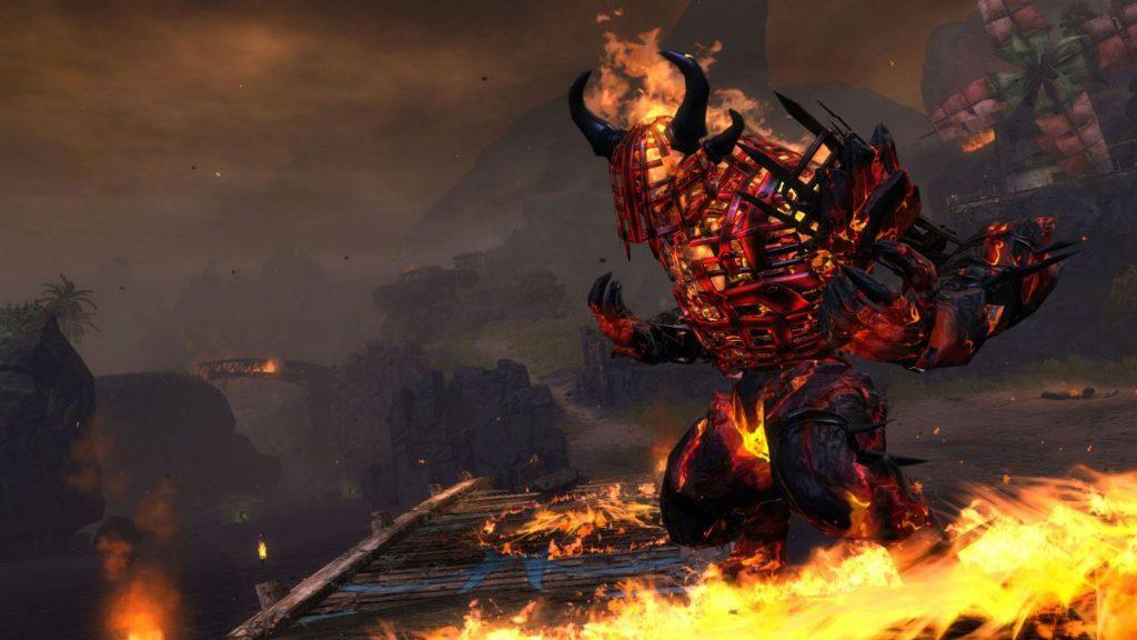 Guild Wars 2 Boss Screenshot